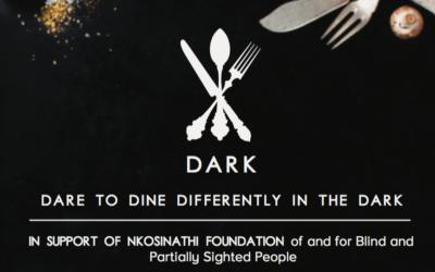 Dinner in the Dark | vol 2 – 28 November 2018