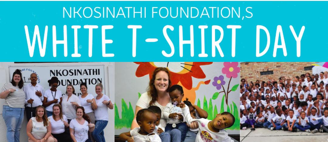 White T-Shirt Day 2020